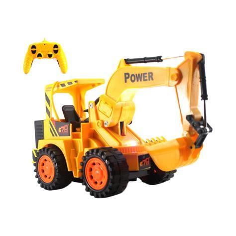 Harga Rc Excavator Di Malaysia jual enandem rc excavator cheetah truck mainan remote