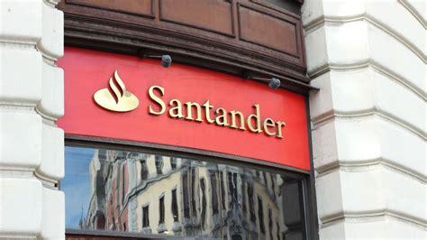 banco santander bolsa de madrid banco santander sube en bolsa despu 233 s de anunciar