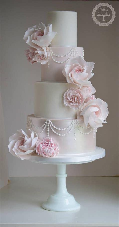 Wedding Cakes Usa by Best 25 Pink Wedding Cakes Ideas On Blush