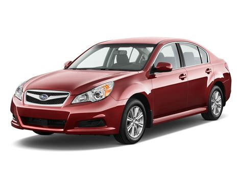 2011 subaru legacy safety review and crash test ratings