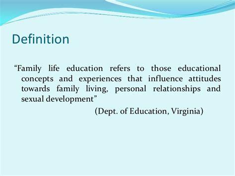 biography definition kid friendly family life education shaila sequeira