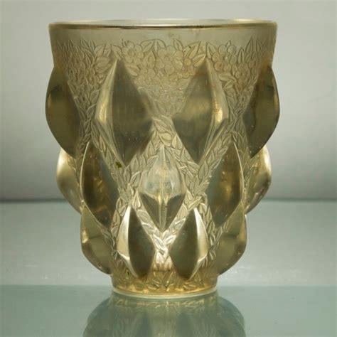 Rene Lalique Vases by Rene Lalique Vase Rillon Centurymodernism