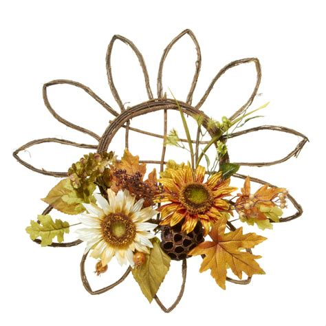 sunflower wall decor autumn inspirations berry sunflower wall decor orange jo