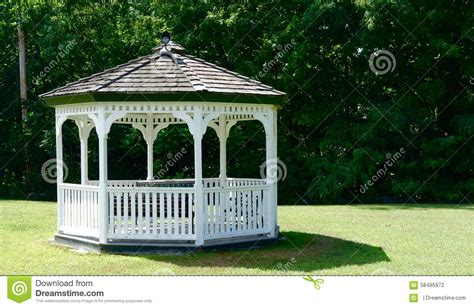 white gazebo white gazebo royalty free stock photo cartoondealer