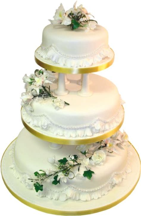 Wedding Cake Pictures Gallery by Three Tier Wedding Cakes Gallery