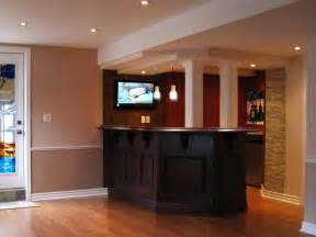 Finished Basement Bar Ideas Basement Finishing 4 Weeks