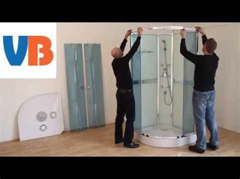 come montare cabina doccia come montare un box doccia semicircolare fai da te mania