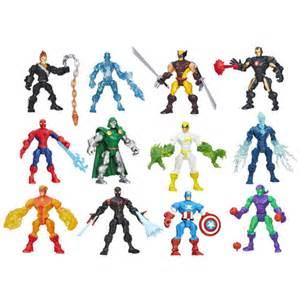 Marvel super hero mashers action figures wave 4 hasbro marvel