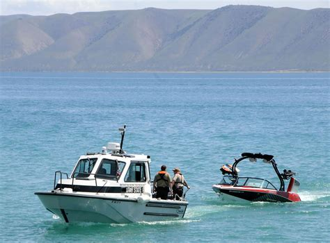 utah boat lettering victims identified in bear lake boating accident