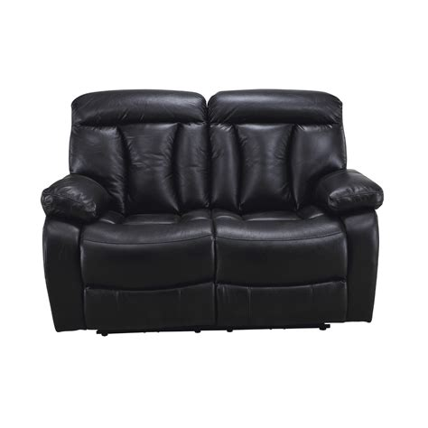 two seat recliner sofa woodville two seat recliner