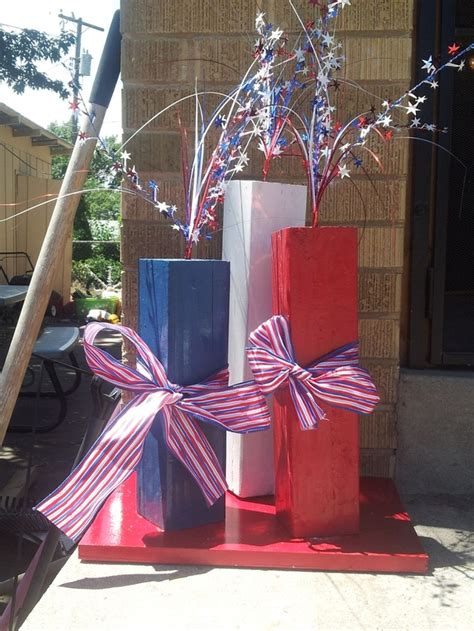 Decorating Ideas For July Fourth 10 July 4th Decoration Ideas