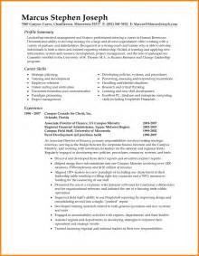 9 professional summary on resume resume language