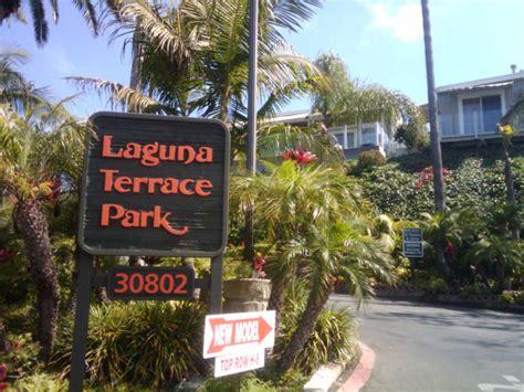 laguna beach mobile home park dispute continues orange