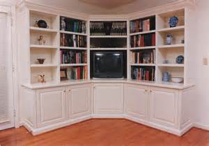 built in corner bookshelves furniture floating white wooden corner bookcase with six