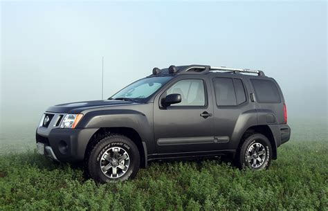 Nissan Xterra 2014 by Suv Review 2014 Nissan Xterra Pro 4x Driving