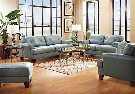 shop for a home seafoam leather place