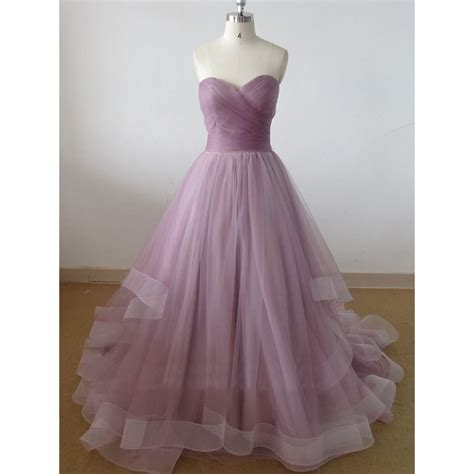 Handmade Evening Dresses - sweetheart prom dress handmade tulle formal evening