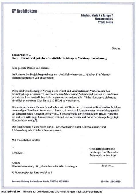 Mahnung Schlussrechnung Vob Muster Architekturfachbuch Architekten Und Ingenieurvertrag Nach Hoai