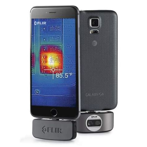 turn your cellphone into a desk phone 4 ways to turn your cell phone into a thermal camera flir