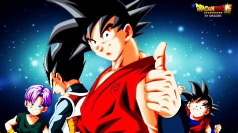 8 Anime Dbs by Goku Vegeta Trunks Goten Dbs By Dradek By Dradek On