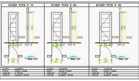 Aspek Penting dari Ukuran Kusen Pintu dan Jendela Rumah