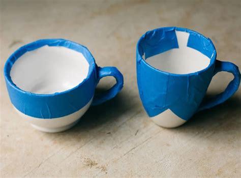 como decorar xicara de porcelana como decorar caneca para presente de dia das m 227 es