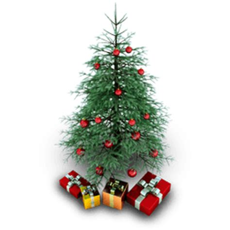 christmas tree stickers  facebook timeline chat email stickeescom