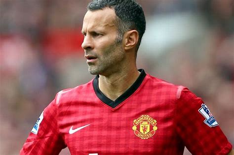 Miniatur Giggs Manchester United Soccerwe wigan athletic target giggs as manager if mackay is charged 171 football league world