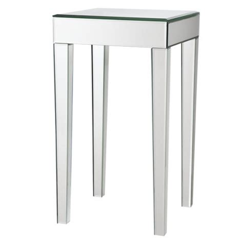 Mirrored End Table Target by Mirrored Side Table Target