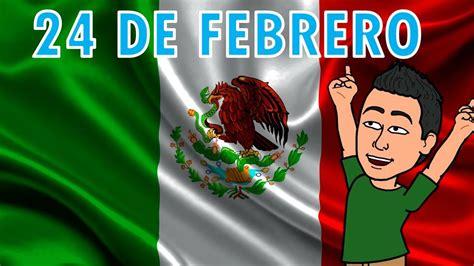 24 de febrero da de la bandera mexicana kinder pinterest dia de la bandera para ni 241 os youtube