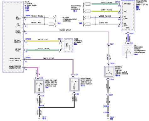 2010 ford focus wiring diagram wiring diagrams