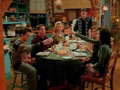 thanksgiving friends episodes thanksgiving the couch banana