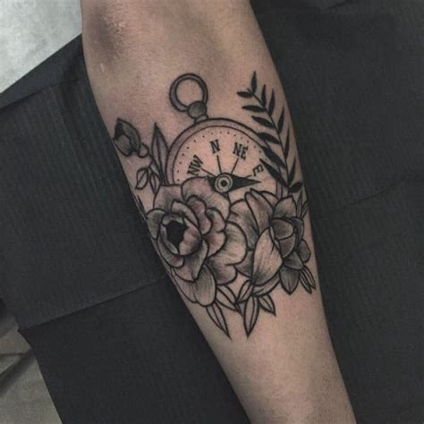 how to choose a tattoo artist and compass designs and tips on how to choose