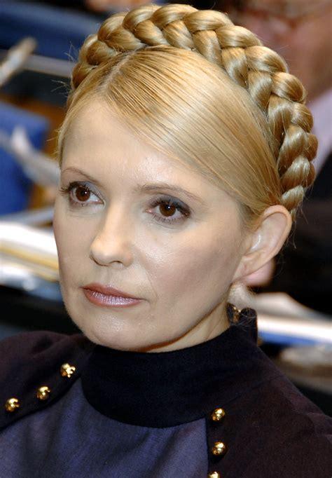 yulia tymoshenko hairstyle i ll get a tiara later crownbraid hair diyhair ask