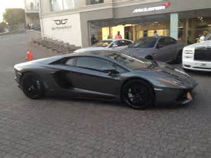 Lamborghini South Africa Spotted Finally I Seen An Aventador In The Flesh In