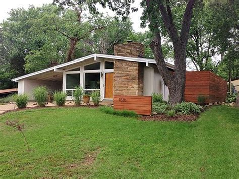 mid century ranch homes mid century modern ranch renovation current owners re