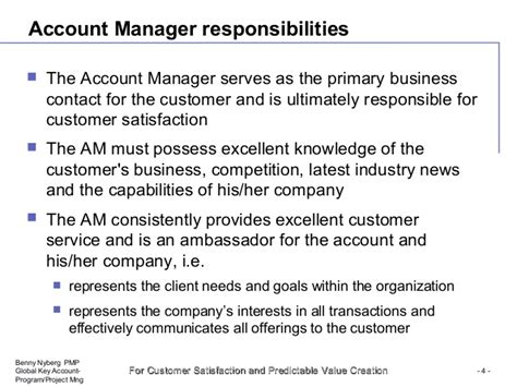 global key account management