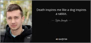 inspires me like a inspires a rabbit joseph quote inspires me like a inspires a rabbit