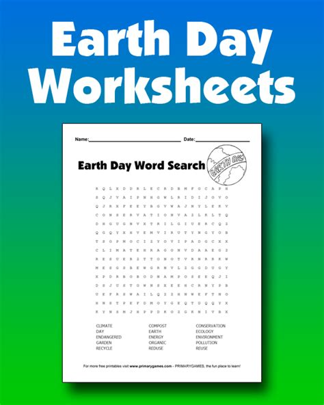 printable earth day activity sheets earth day worksheets worksheets free printable and earth