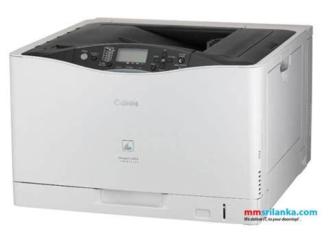 Printer Laser Canon A3 canon lbp 841cdn color laser a3 printer