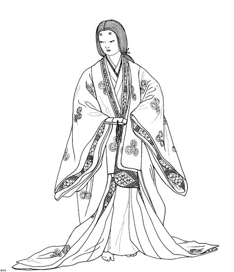 japanese coloring page japanese coloring pages pinterest