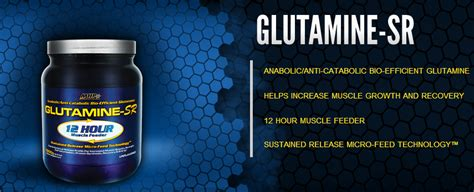 Glutamine Sr 1000 Grams mhp glutamine sr 1000g unflavored nat 250 r