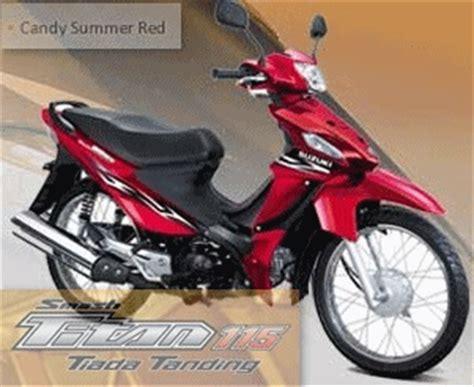 Stripingstickerlis Motor Suzuki Smash Titan 2011 pingin punya motor suzuki smash titan 115