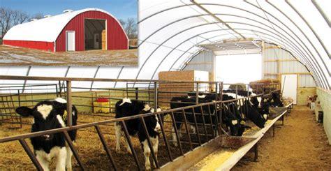 dairy beef hoop barn building solutions