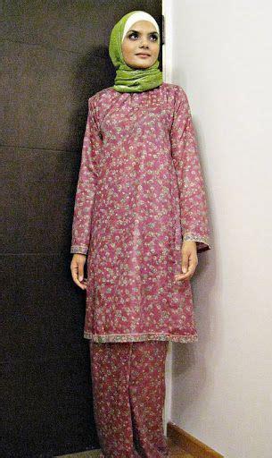 Maxi Songket Ungu B baju kurung fashion inspiration kebaya baju kurung