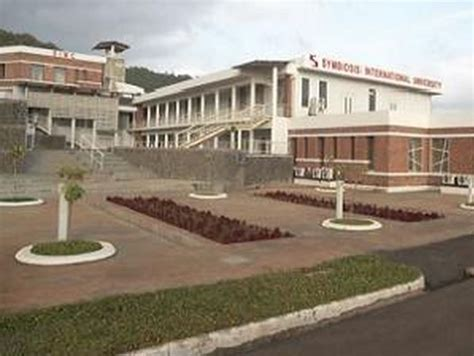 External Mba Colleges In Pune by Symbiosis International Siu Pune