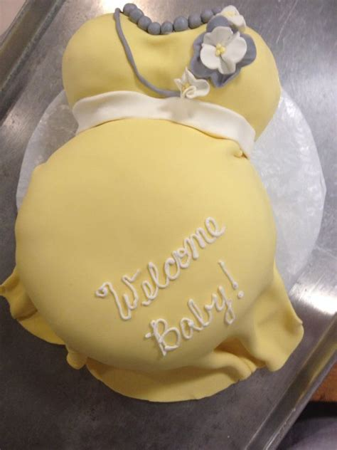 belly cakes for baby shower baby shower cake belly cake gender neutral my