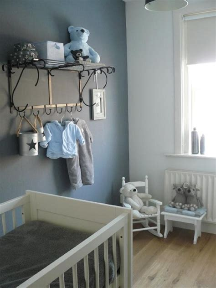 deco chambre bebe gris bleu inspirations pour chambre de b 233 b 233 gar 231 on