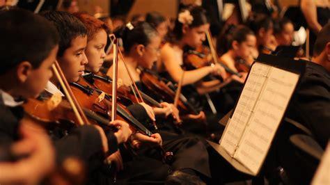 imagenes de orquestas musicales la orquesta sinfonica infantil de la universidad autonoma