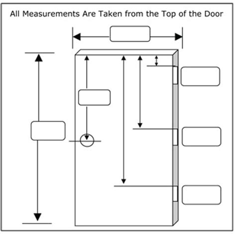 how to figure door swing door frame door frame measurement